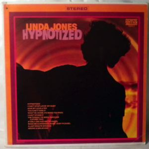 LINDA JONES - Hypnotised - 33T