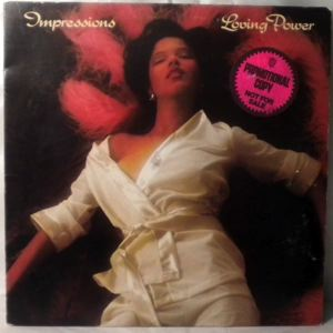 IMPRESSIONS - Loving power - LP