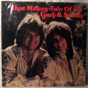 GARY & SANDY - That makes two of us - 33T