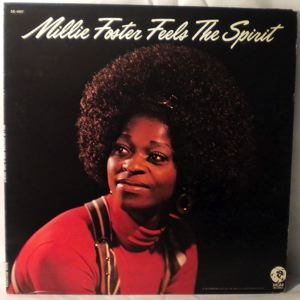 MILLIE FOSTER - Feels the spirit - 33T
