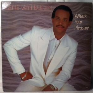 GENE VAN BUREN - What's your pleasure - 33T
