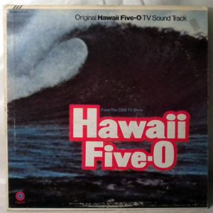MORT STEVENS AND HIS ORCHESTRA - Hawaii Five-O - LP