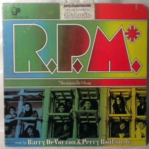 BARRY DEVORZON & PERRY BOTKIN - R.P.M. - 33T
