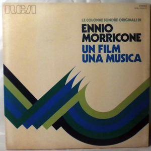 ENNIO MORRICONE - Un Film Una Musica - 33T x 2
