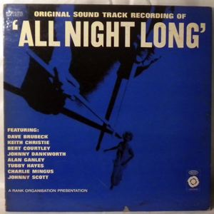 TUBBY HAYES - All Night Long - LP