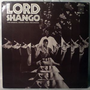 HOWARD ROBERTS - Lord Shango - 33T