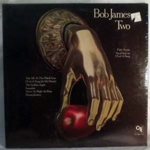 BOB JAMES - Two - LP
