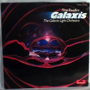 THE GALACTIC LIGHT ORCHESTRA - Time travellers galaxis - 33T