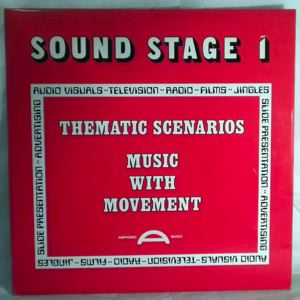 VARIOUS - Sound Stage 1 - LP