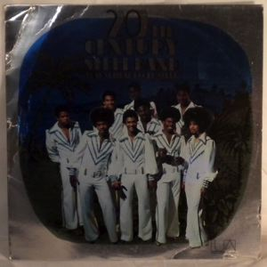 20TH CENTURY STEEL BAND - Warm heart cold steel - 33T