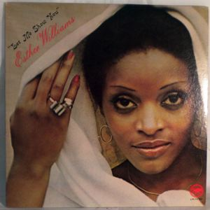 ESTHER WILLIAMS - Let me show you - LP
