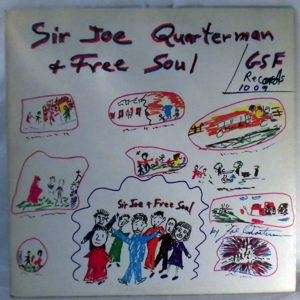 SIR JOE QUARTERMAN & FREE SOUL - Same - LP