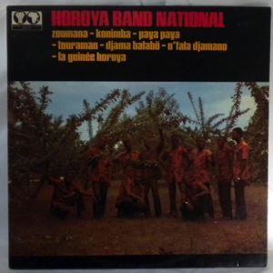 HOROYA BAND NATIONAL - Same - 33T