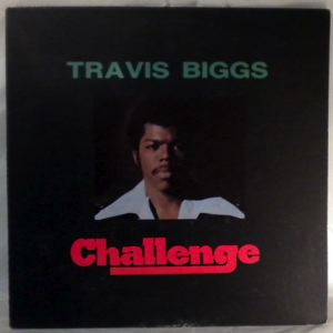 TRAVIS BIGGS - Challenge - LP