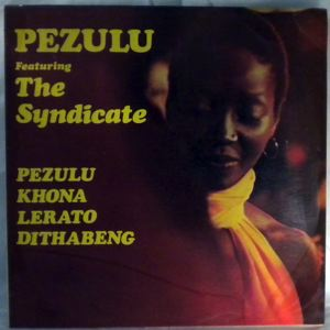 THE SYNDICATE - Pezulu - LP