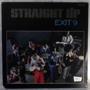 EXIT 9 - Straught up - LP