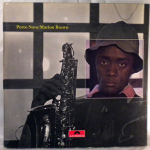 MARION BROWN - Porto Novo - LP