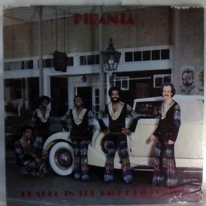 PIRANHA - Headed in the right direction - LP