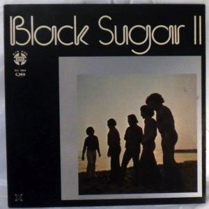 BLACK SUGAR - II - LP