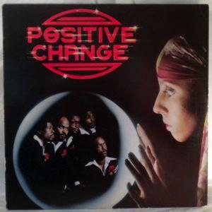 POSITIVE CHANGE - Same - 33T