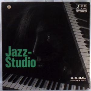 HANS KOLLER / WOLGANG DAUNER - Jazz Studio - LP