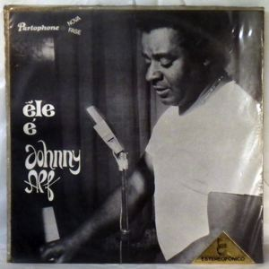 JOHNNY ALF - Ele E Johnny Alf - LP