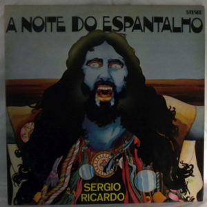 SERGIO RICARDO - A Noite Do Espantalho - LP
