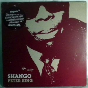 PETER KING - Shango - LP x 2