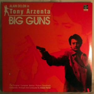GIANNI FERRIO - Big Guns - 33T x 2