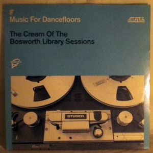 VARIOUS - The Cream Of The Bosworth Library Sessions - LP