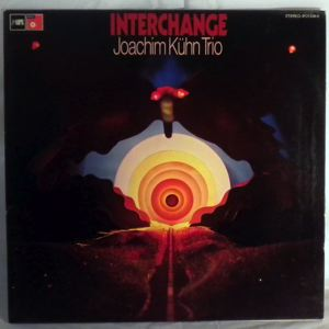 JOACHIM KUHN TRIO - Interchange - LP