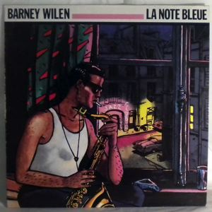 BARNEY WILEN - La Note Bleue - LP