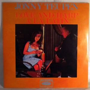 JOHNNY TEUPEN - Love And Harp A La Latin - LP