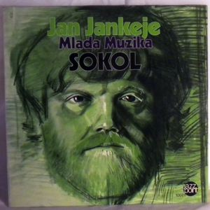 JAN JANKEJE - Sokol - LP
