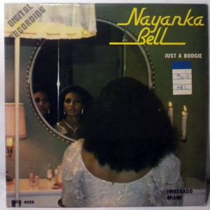 NAYANKA BELL - Just a boogie - 33T