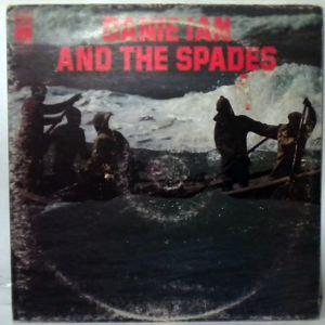 DANIE IAN AND THE SPADES - Same - LP