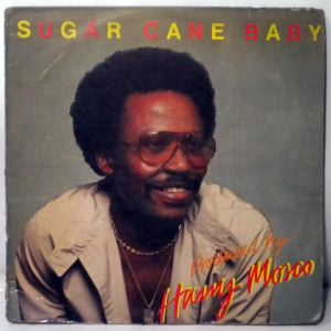 HARRY MOSCO - Sugar cane baby - LP