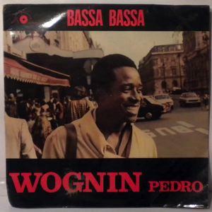 PEDRO WOGNIN - Bassa bassa - LP