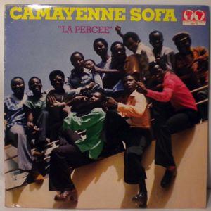 CAMAYENNE SOFA - La percee - 33 1/3 RPM