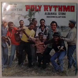 T.P. ORCHESTRE POLY RYTHMO - Reconciliation - LP