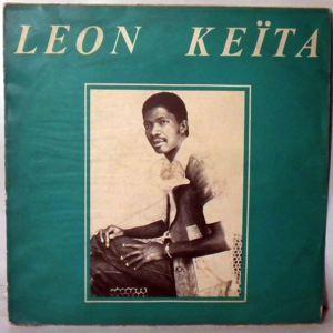 LEON KEITA - Same - 33T