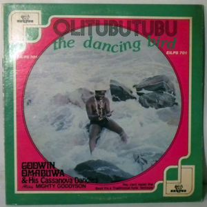 GODWIN OMABUWA & HIS CASANOVA DANDIES - Olitubutubu - LP