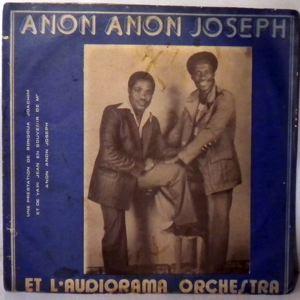 ANON ANON JOSEPH ET L'AUDIORAMA ORCHESTRA - Same - LP