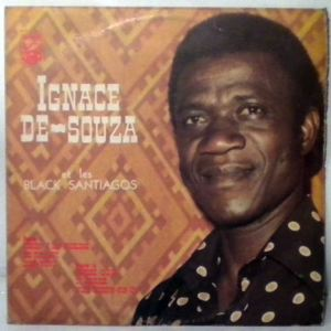 IGNACE DE SOUZA - Same - LP