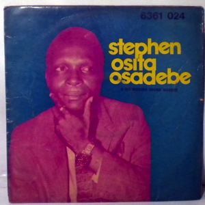 STEPHEN OSITA OSADEBE & HIS NIGERIA SOUND MAKERS - Same - LP