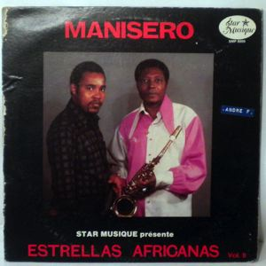 ESTRELLAS AFRICANAS DE DEXTER JOHNSON - Vol.2 - LP