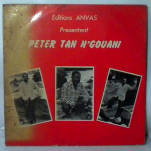 PETER TAN N'GOUANI - Same - LP