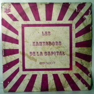 LES KANTADORS DE LA CAPITALE - Same - LP