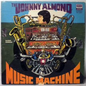 THE JOHNNY ALMOND MUSIC MACHINE - Same - 33T
