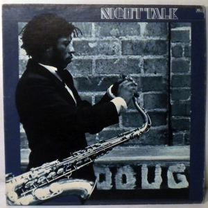 DOUG RICHARDSON - Night Talk - LP